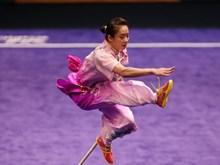 Duong Thuy Vi, dueña de la primera presea dorada de Vietnam en SEA Games 29