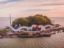 Isla de Da Bac, una perla en la provincia sureña de Ca Mau