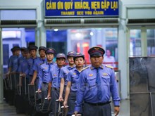 """Tren de """"cinco estrellas"""": el más moderno de Vietnam"""