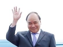 El premier vietnamita llega a Camboya para reunión de Comisión del Río Mekong