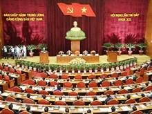 Inauguran VII pleno del Comité Central del Partido Comunista de Vietnam