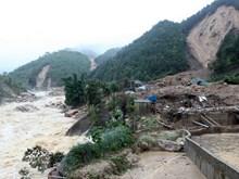 [Fotos] Pérdidas causadas por inundaciones en provincia norvietnamita de Lai Chau