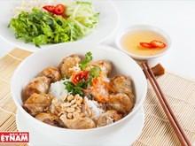 [Foto] Rollito de primavera frito, plato más popular de Vietnam
