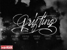 [Foto] El arte de dibujar letras a mano: nueva tendencia que atrae a los jóvenes