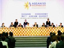[Foto] ASEAN: A 50 años de fundación y desarrollo