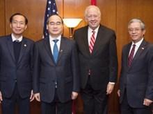 Ciudad Ho Chi Minh por ser destino atractivo para empresas estadounidenses