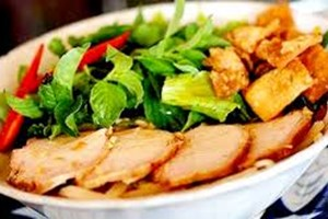 Cao Lau, una delicia culinaria de Hoi An