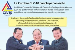 [Infografía] La Cumbre CLV-10 concluyó con éxito