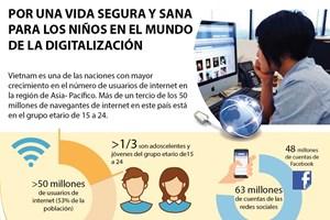 [Info] Por una vida segura y sana para los niños en el mundo de la digitalización