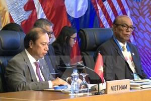 Vietnam asiste a SOM ASEAN y citas conexas