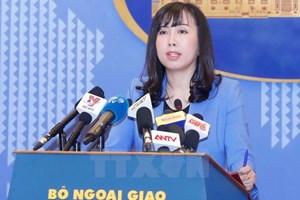 Vietnam exige a China respetar su soberanía en Hoang Sa