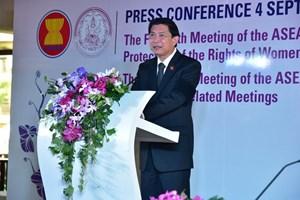 Tailandia acoge conferencia regional sobre protección de mujeres y niños