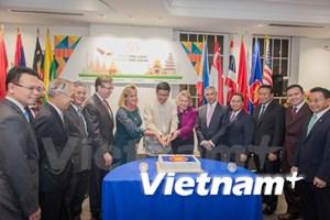 Celebran medio siglo de fundación de la ASEAN en EE.UU. y  España