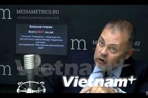 Cumbre del APEC 2017 en Vietnam acapara especial atención del público ruso