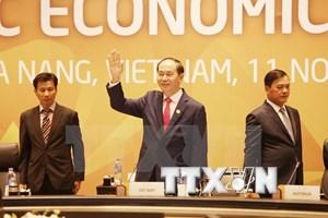 APEC 2017: Periódico indonesio destaca nueva posición de Vietnam