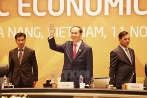 Éxito del APEC 2017 evidencia papel de Vietnam en el mundo, afirmó presidente