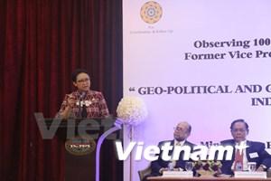 Esmerado Indonesia en impulsar progreso de ASEAN