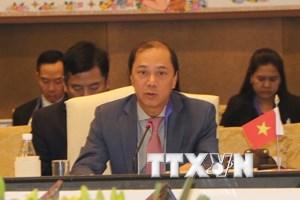Vietnam busca promover iniciativas a favor de cooperación en la ASEAN