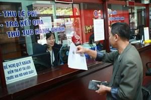 Reforma del aparato administrativo estatal, prioridad de Vietnam