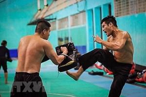 Pencak silat, la esperanza dorada de Vietnam en ASIAD 2018