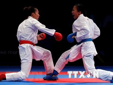 Conquista Vietnam nueve preseas doradas en primer día del campeonato regional de Karate