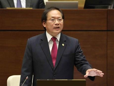 Diputados vietnamitas interpelan a ministro sobre gestión de redes sociales