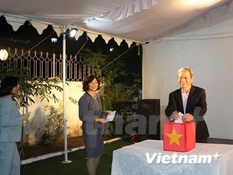 Embajada de Vietnam en India recauda fondos para víctimas de inundaciones