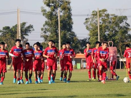 Inauguran XI Torneo internacional de fútbol sub-21 del periódico Thanh Nien