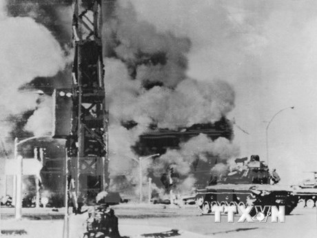 Destacan en Vietnam victoria del levantamiento de la Primavera de 1968