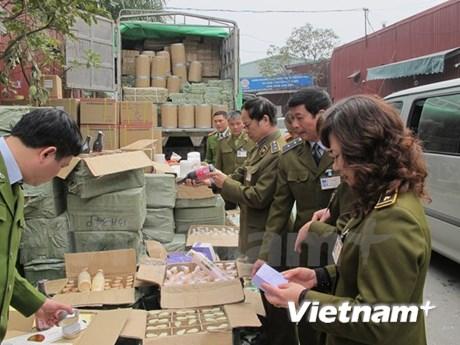Provincia vietnamita impulsa lucha contra contrabando en zonas limítrofes