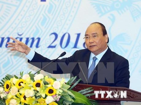 Premier Xuan Phuc: Vietnam puede convertirse en nuevo tigre económico de Asia