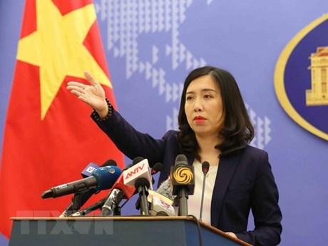 Vietnam condena violación por China de su soberanía marítima