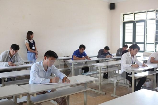 estudiante Vietnam