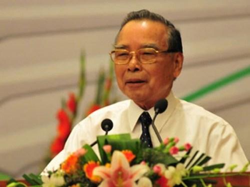 Cuba expresa condolencias por deceso de dirigente vietnamita